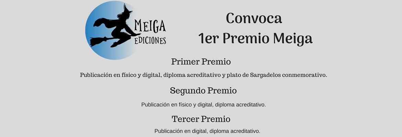 #PremioMeiga